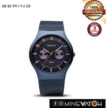 Bering Titanium 11939-393 Blue 39Mm Men'S Watch
