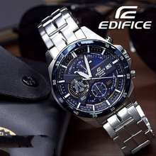 Casio Casio Efr-556 Chronograph Stainless Steel Watch For Men