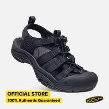 KEEN Men'S Newport H2 Sandal - Triple/Black