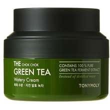 TONYMOLY TONYYMOLY THE CHOK CHOK GREEN TEA WATERY CREAM 60ML/100ML