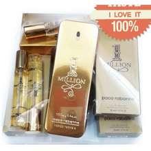 Paco Rabanne 1 Million Men Edt Gift Set Perfume (Flash Sales)