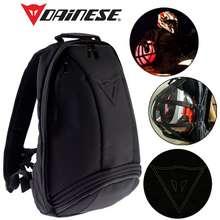 Dainese Original Motorcycle Riding Bagpack Multiple Waterproof Bag Helmet Carrier Laptop Backpack With Bag Raincoat
