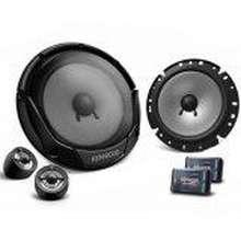 KENWOOD Kfc-e715p 6-1/2-inch 6.5 Car Audio Component Speaker System W Crossover