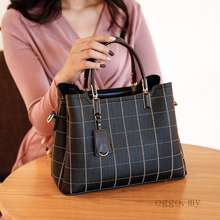 Yearcon Genuine Leather Bag 2021 New Autumn And Winter Crossbody Women'S Bag Large Capacity Middle-Aged Women'S Hand Bag