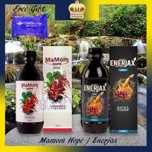 MAMOM [Free Shipping] Original Hope Enerjax Jus Kesuburan Lelaki (250Ml)