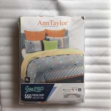 ANN TAYLOR Geopro Fitted Sheet Set