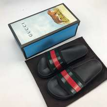 Gucci Sandals Slippers Os Black,43