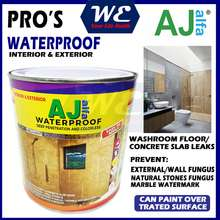 AJ Waterproof - Deep Penetration &amp Colorless 1L READY STOCK WALL FUNGUS