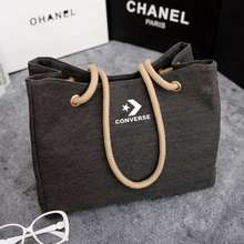 Converse New Hot Sale Brand Bags Casual Online Back To Work Sling Tote Shoulder Hand Bag For Women Laptop 2019 Rse