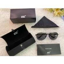 Montblanc Sunglasses For Men Model - Mb502 ( 63-13-136 )