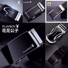 Playboy (Hot Item) Belt, Men Leather, Casual Belt Automatic Buckle Waist Belt,For Him, Tali Pinggang Lelaki男生腰带,腰带