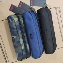 TUMI Ready Stock! Power Pack Pencil Bag Make-Up Bag Men And Women Travel Large-Capacity Hand-Held Bag