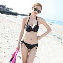 8515 Bikinis Set Straple Swimsuit Push Up Women Swimwear Hot Beachwear
