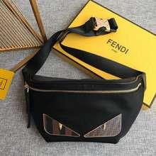 FENDI 2020 Little Monster Series Counter New Waist Bag/Chest Bag