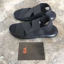 adidas Y3 Sandal All Black