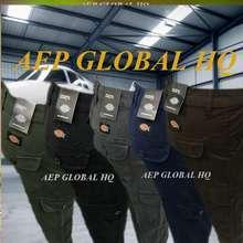 Dickies 🇲🇾 Ready Stocks Promo Cargo 6 Pocket Pants Men Clothes Wholesale Seluar Kerja Lelaki Tactical Heavy Duty