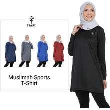 EMAX Baju Sukan Muslimah Sports Tee