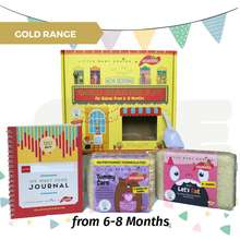 Little Baby Grains - GOLD Starter Kit for Babies from 6-8 Months