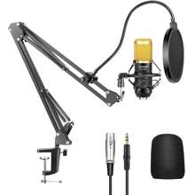 Neewer Nw-800 Professional Studio Broadcasting Recording Condenser Microphone