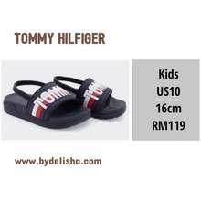 Tommy Hilfiger Baby/Toddler Tommy Slide Sandals Navy Blue