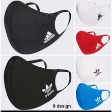 Adidas Face Mask / Facemask Adidas Size M/L