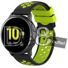 [Ready Stock] 20Mm - Samsung Galaxy Watch Active 2 - 40Mm / 44Mm / Realme Watch Replacement Strap (Tali Jam)