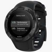 Suunto 5 All Black Suss050299000- Compact Gps Sports Watch With Great Battery Life
