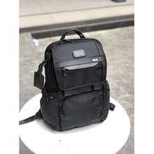TUMI (Ready Stock And Free Engrave) Backpack Men'S Business Computer Bag Fashion Leisure Travel Bag Ballistic Nylon Version Of The Super Stereo Counter New