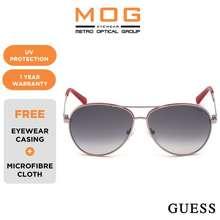 Guess Metal Sunglasses Uv Protection G6948/06B (Grey)