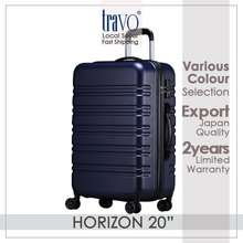 Travo [ Choice] Horizon 20 inch S Size ABS Durable Quality Suitcase Luggage Bag Cabin Size