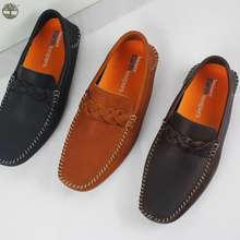 Timberland Offer Clearance Stok Loafer Guava Men`S #Free_Gift
