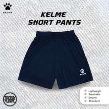 Kelme Short Pant Black (Seluar Pendek)