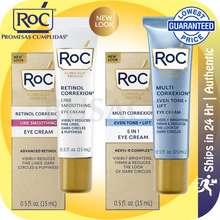 ROC 🇫🇷In Stock🇫🇷 15Ml   Retinol Correxion Anti-Aging Eye Cream Treatment, 0.5 Fl Oz   💯% Authentic From France