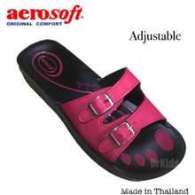 Aerosoft [] Non-Slip Arch Support Slipper Adjustable A0905