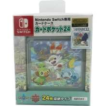 Nintendo Switch NS Card Pocket 24 (Pokemon Friends) [Official Product]