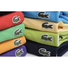 Lacoste 🐊 Polo Shirts 100% Cotton Premium Quality Best (pm size and colours)
