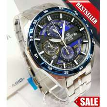 Casio Special Promotion Premium Quality Edifice Men Fashion Chronograph Water Resistant Watch