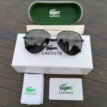 Lacoste [Malaysia Seller] Men Anti Uv400 Polariesd Sunglasses