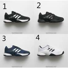 adidas Barricade 2018 Tennis Shoes Balck