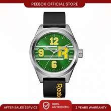 Reebok Classic Rc-Crv-G2-S1Pb-Gy Black Pu Strap Men Watch