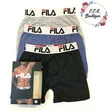 FILA 3In1 Men Underwear In Box / Boxer / Seluar Dalam Lelaki