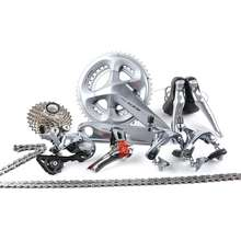 Shimano 105 R7000 2X11 22 Speed 50X34T 53X39T 170Mm 172.5Mm Rb Mechanical Groupset Derailluer Kit Silver Calipers
