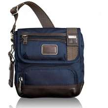 TUMI Ready Stock! Single Shoulder Bag Messenger Bag Business Leisure Travel Bag Go Out Small Bag Man Messenger Bag222306