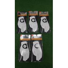 Titleist PLAYERS MENS LEATHER GLOVE 5PCS (WHITE)