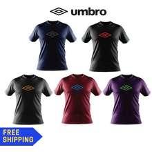 Umbro Sport Round Neck Shirt Jersey Training Tee - Kon 19U01
