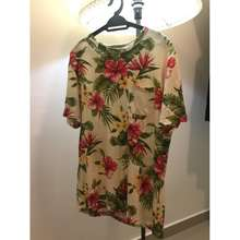 Urban Outfitters Floral Man Shirt ()