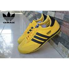 adidas Dragonfly Fly Falcon Shoes - 6 Colors (Black / White / Yellow / Turkis / Red Green)