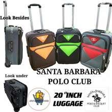 Polo Santa Barbara Polo Club 20''Inch Suitcases Luggage Trolley Bag