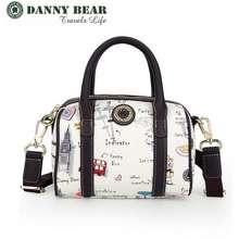 DANNY BEAR Travel Series Free Style Tote Sling Bag