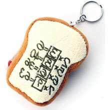 Doraemon [ORIGINAL] Plush Keychain - Memory Bread (FAST SHIPPING)